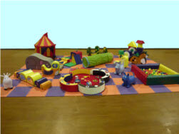 Soft Play Hire Package Three