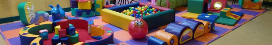 Soft Play Hire Equipment